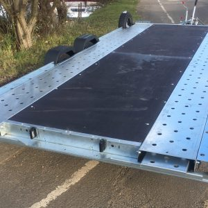 Woodford Car Trailers WBT-131