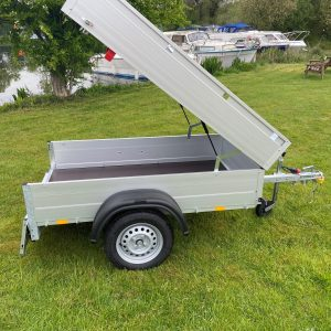Anssems GT 500 181 HT Trailer