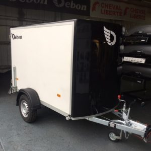 Debon C255 BOX TRAILER