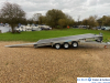 Woodford Trailers Flat Bed FBT-151 with Tilt and Winch