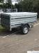 Brenderup 1205 Double Height with Flat Cover